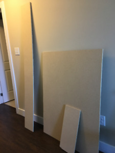 Free Particle Board