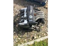 Audi A4 VW Passat 2.0 ALT petrol engine