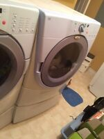 Dryer and washer wirthpool for sale