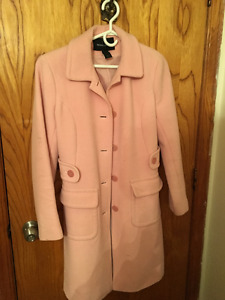Moda International wool coat from Victoria's Secret