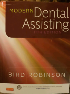 ALL DENTAL ASSISTING COURSE TEXT BOOKS AND MANUALS!