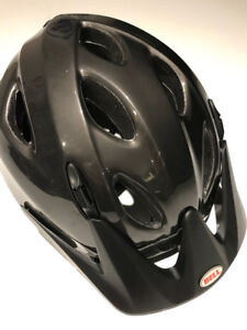 BELL BICYCLE HELMET COMMUTER STYLE SEE PIC.MINT.OBO.