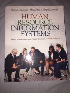 Human Resource Information Systems textbooks London Ontario image 1