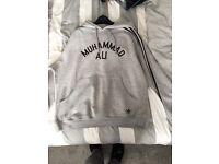 Adidas Mohammed Ali hoody uk XL