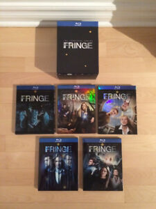 Fringe - The Complete Series - Blu-ray