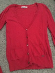 Pink cardigan from garage  Peterborough Peterborough Area image 1