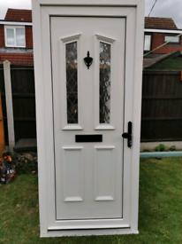 uPVC Front Door new (price reduced)