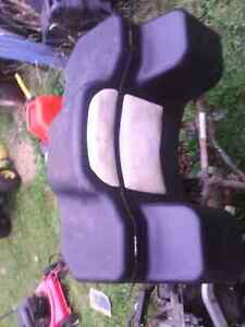 Two cargoboxs for sale and atv plow and sled parts to Kingston Kingston Area image 1