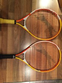 Slazenger Smash Kids Tennis Rackets