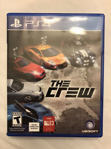 The Crew (Sony PlayStation 4)
