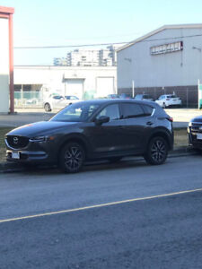 MAZDA CX-5 Grand Touring AWD LEASE TAKE OVER - $332