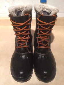 Men's Snow Master Canada Winter Boots Size 9 London Ontario image 2
