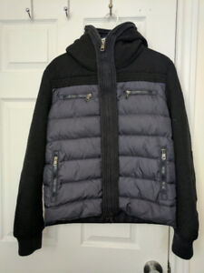Rare Moncler from 2010 Down with Knit. Not Maglione Tricot