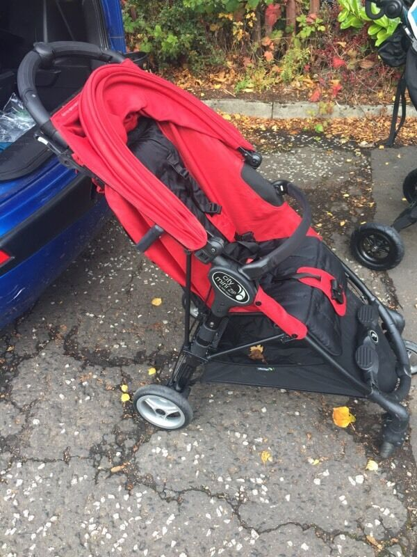 Baby Jogger City Mini Zip In Giffnock Glasgow Gumtree