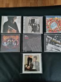Joblot of Bob Dylan Albums cds