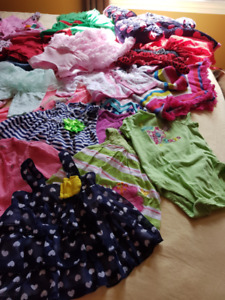 Baby Girl items for sale! (Sizes 0-2yrs and variety of toys!)