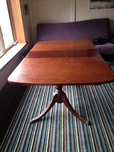pre-1950s dining room set
