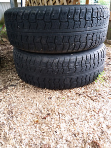 195/65R15 91Q  /  15 inch winter tires