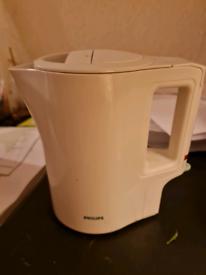 Philips mini jug kettle.