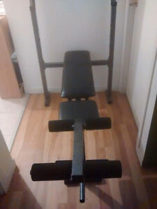 Bench press (Prix NÉGOCIABLE)