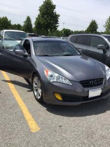 2010 Genesis Coupe Premium 6spd For Sale!
