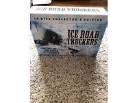 Ice road truckers collectors set series 1-3 brand new never used