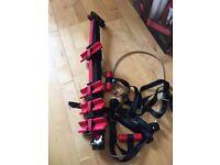 MaxxRaxx 4 cycle carrier. (Bike rack)