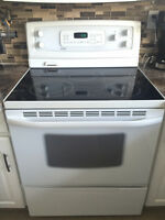 Kenmore self clean and convection oven stove