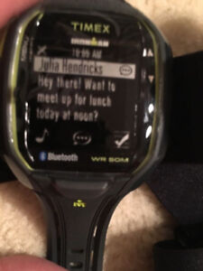 Brand New Timex Heart Rate Monitor