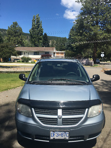 2006 Dodge Caravan, Ex. Condition - $3200 OBO