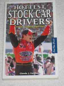 HOTTEST STOCK CAR DRIVERS - CHAPTERBOOK -BRANDNEW -CHECK IT OUT Regina Regina Area image 1