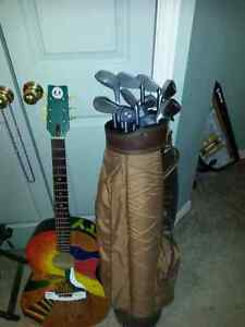 Golf clubs for sale - Left and Right