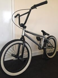 BMX - custom job just completed not even been used yet