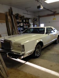 Selling 1979 Lincoln Mark V