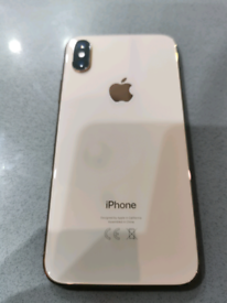 iPhone XS 64gb Rose Gold unlocked