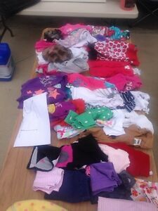 2T little girls clothes