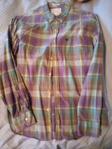 American Eagle outfitters long sleeve shirts  size XS- L Men