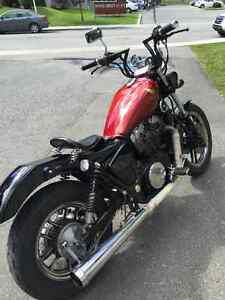 750 cc Honda Shadow