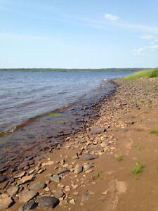 27-ACRE WATER FRONT PROPERTY ON GRAND LAKE, NB FOR SALE