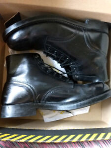 Made in Canada working  leather boots