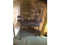 For sale one parrot cage