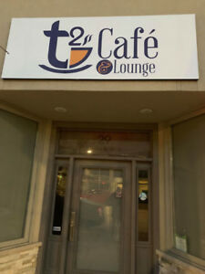 Cafe For Sale Downtown Oshawa