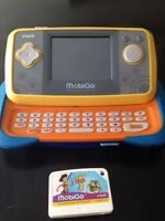 Mobi go - kids handheld game system