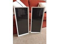 IKEA white picture frames