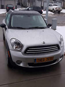 2012 MINI Cooper Countryman SUV, Crossover-Leather Sunroof