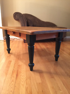 PRICE DROP - Antique Reproduction Coffee Table