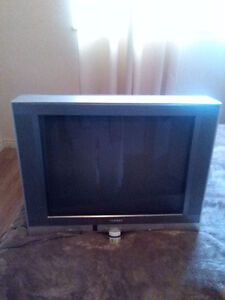 Toshiba TV with remote