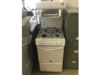 Lyric Gas Cooker with high level Grill