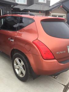 2003 Nissan Murano SL SUV, Crossover
