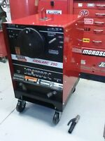 Lincoln Idealarc 250 AC/DC Welder - 230 Volts Single Phase